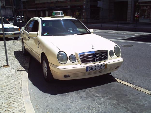 Taxis en Lisboa