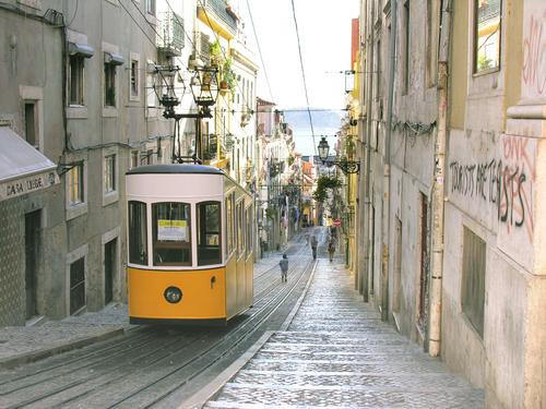 Elevadores en Lisboa